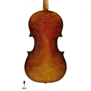 Viola 40.5 cm. Fondo. Modelo A. Rosso
