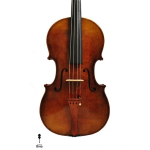 Viola 40.5 cm. Tapa. Modelo A. Rosso