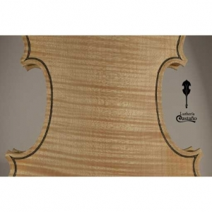 Incrustados en Violín Modelo Stradivari 1728
